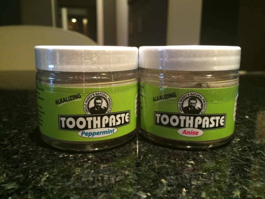 The Toothpaste I Use Every Day